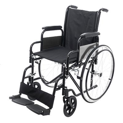 Кресла-коляска стальная  Barry A3
