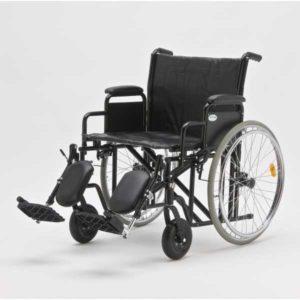 Инвалидная коляска повышенной грузоподъемности