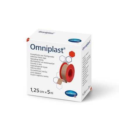 Пластырь сильной фиксации Omniplast / Омнипласт