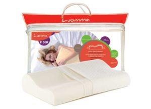 Ортопедическая подушка с эффектом памяти Luomma F 500