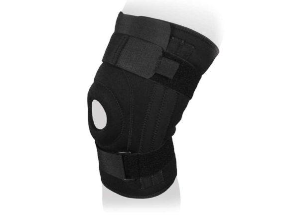 Бандаж на коленный сустав неразъемный KS-052