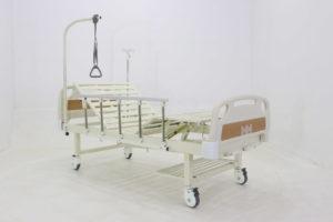 Кровать медицинская механическая  Е-8 MМ-2014Д-04