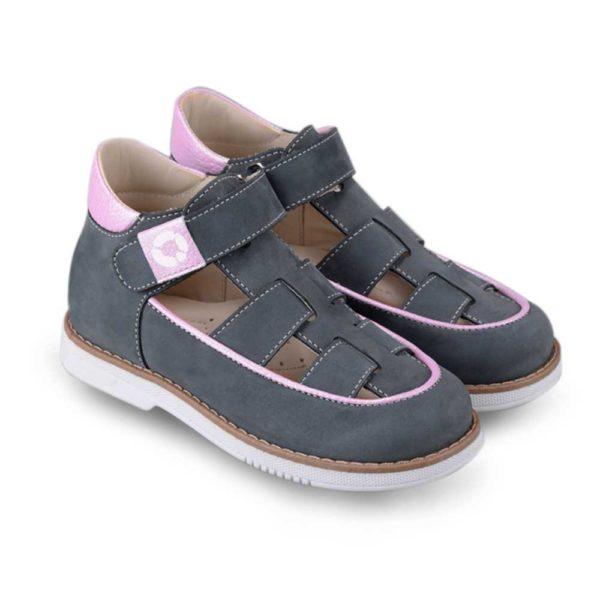 Детские туфли для ежедневной профилактики плоскостопия.