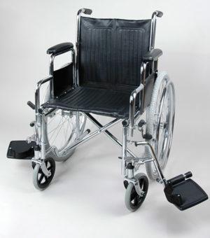 Кресло-коляска стальная Barry B5 (1618C0303S)