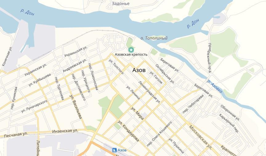 Ортопедические салоны, магазины медтехники в Азове