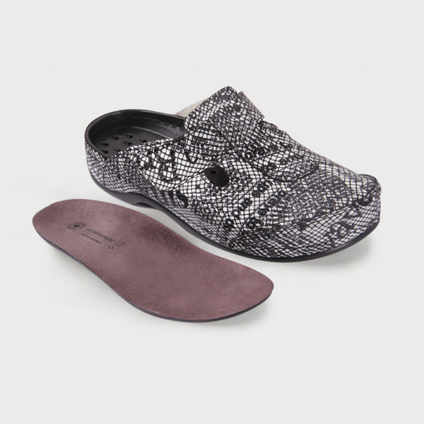 Обувь ортопедическая (сабо) LM ORTHOPEDIC, женская