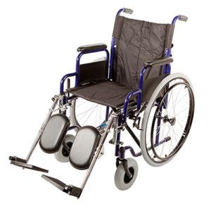 Кресла-коляски стальная Barry B6 U