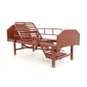 Кровать медицинская механическая  Е-49 (MM-2120Н-10) ЛДСП