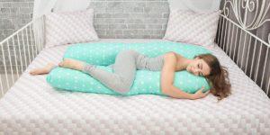 Подушка для отдыха U-образная