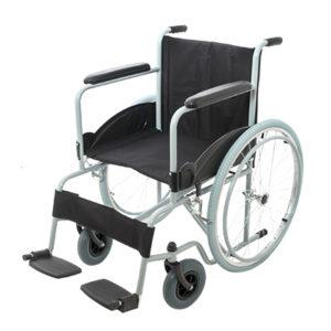 Кресла-коляска стальная  Barry A2
