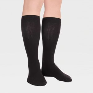 Гольфы 2 класса компрессии с закрытым носком для мужчин