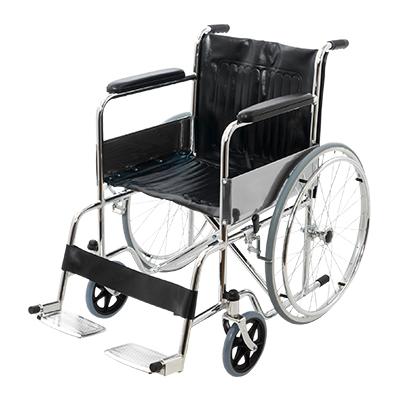 Кресла-коляски стальные Barry A1