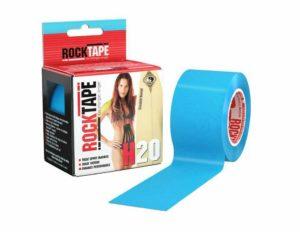 Кинезио Тейп Rocktape 5см x 5м H2O водостойкий