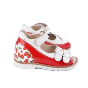 Детские сандалии для ежедневной профилактики плоскостопия