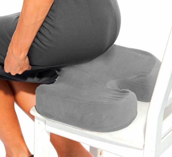Подушка для сидения, с памятью «ПОДУШКА-СИДУШКА ПРО»