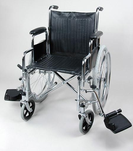 Кресло-коляска стальная Barry B3 (1618C0303S)