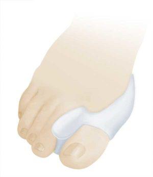Протектор большого пальца с межпальцевой перегородкой