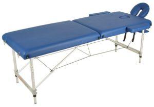 Массажный стол складной алюминиевый JFAL02 тип 6 МСТ-6Г