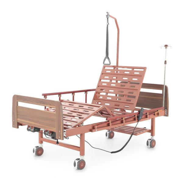 Кровать медицинская электрическая DB-7 (MЕ-2018Н-00) (2 функции)