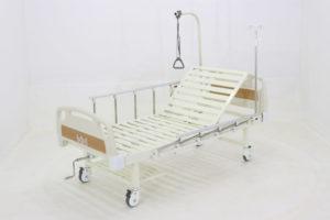 Кровать медицинская механическая  E-17B ММ-1014Н-00