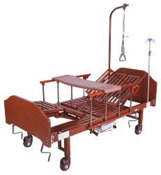 Кровать медицинская механическая YG-5(ММ-5124Н-01) ЛДСП