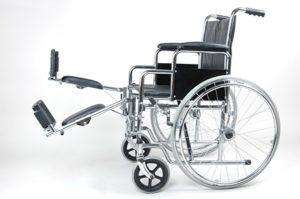 Кресла-коляски стальная Barry B4