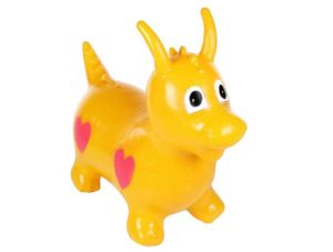 Мяч для детской гимнастики Динозавр