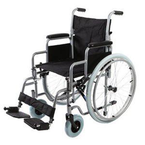 Кресла-коляски стальная Barry R1