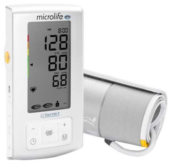 Тонометр автоматический с функцией выявления риска инсульта Microlife BP A6 PC