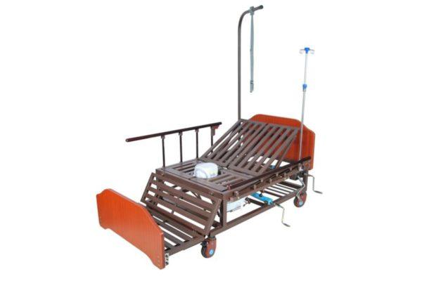 Кровать медицинская механическая Е-45А(ММ-5424Н-0