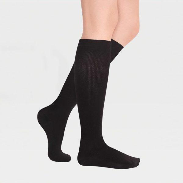 Гольфы 1 класса компрессии с закрытым носком для мужчин