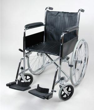 Кресло-коляска стальная Barry B2 (1618C0102SP)