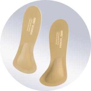 Ортопедические полустельки ORTO Donna