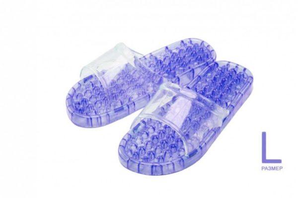 Тапочки массажные из силикона