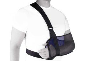 Бандаж на плечевой сустав (косынка) SB – 03