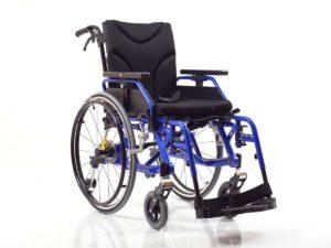 Кресло-коляска серии DELUX модель 500