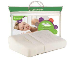 Ортопедическая подушка с эффектом памяти Luomma F 503