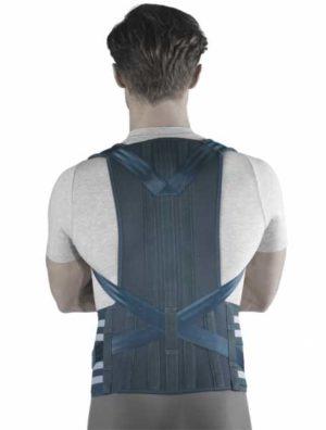 Корсет грудо-пояснично-крестцовый усиленный