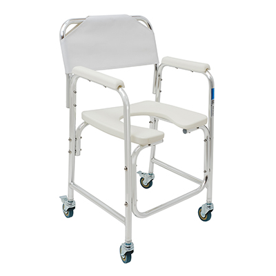 кресло-туалет  WC Delux Mobail
