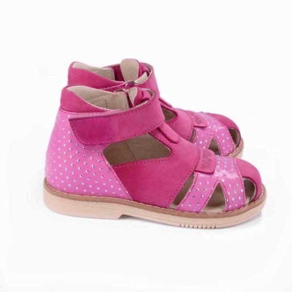 Детские сандалии для ежедневной профилактики плоскостопия.