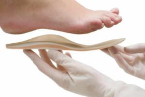 стельки ортопедические на заказ