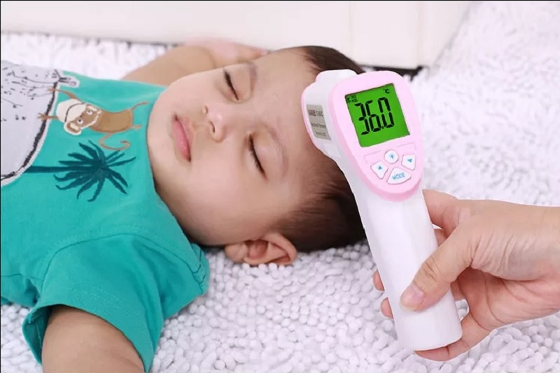 Выбираем инфракрасный термометр для детей и взрослых