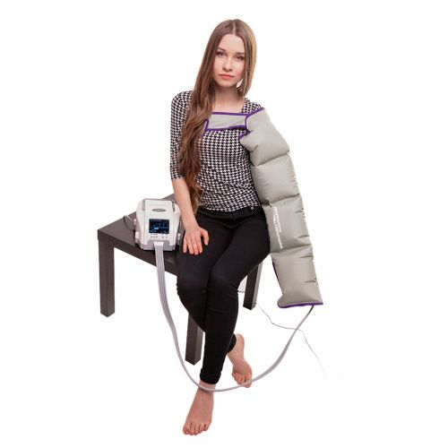 Аппарат для лимфодренажного массажа и прессотерапии LymphaNorm Relax