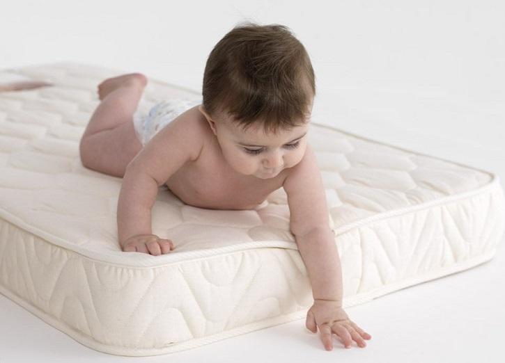 выбрать детский ортопедический матрас