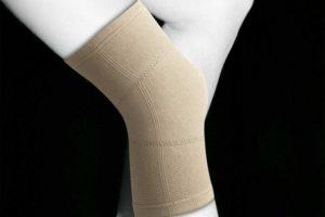 эластичный наколенник для коленного сустава