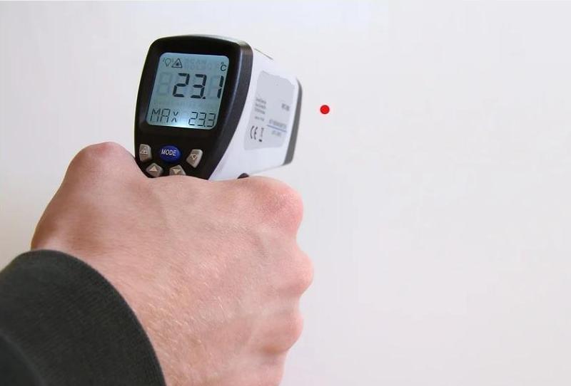 регистрационное удостоверение на бесконтактный термометр