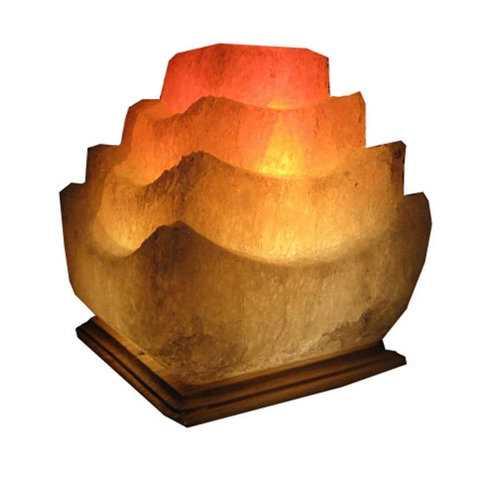 лампы соляные, польза