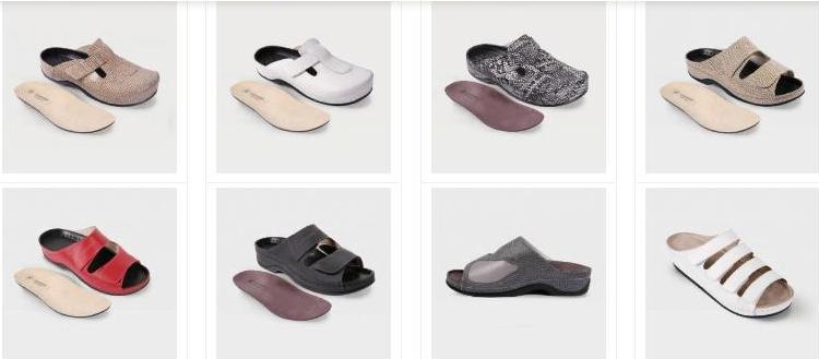 купить женскую обувь для больной косточки