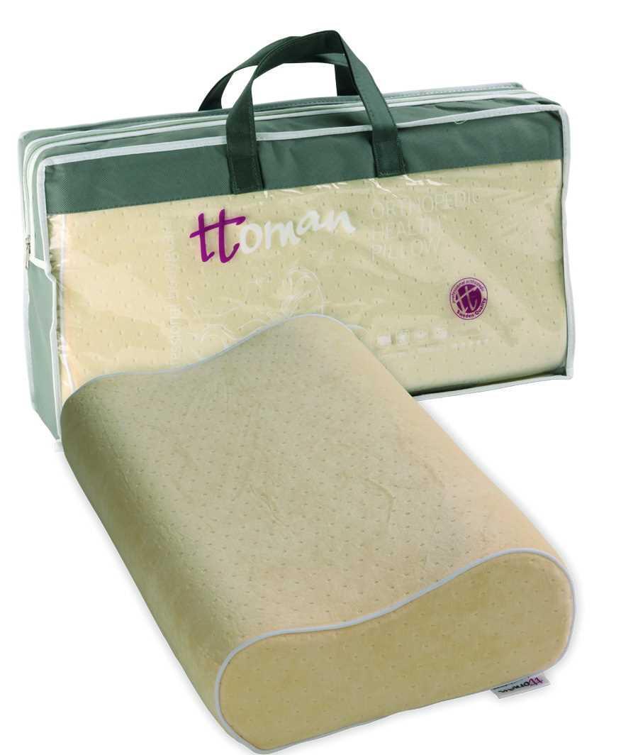 Лучшие марки ортопедических подушек с эффектом памяти