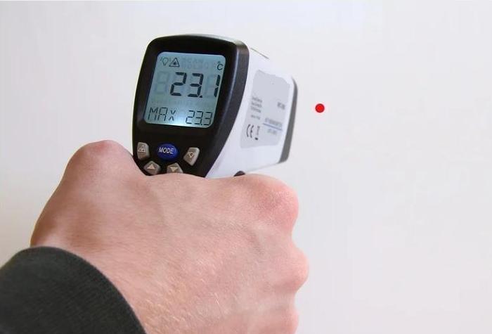 Преимущества инфракрасного бесконтактного термометра
